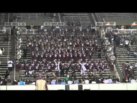 AAMU Band 2010 - Find Your Love