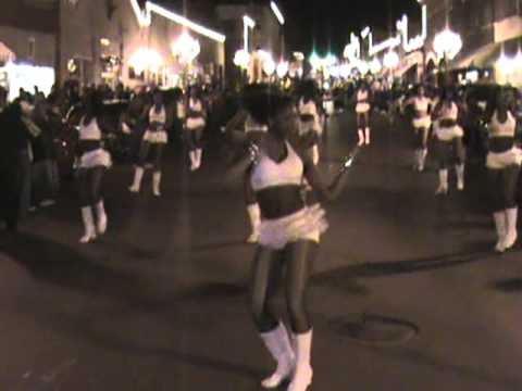 Da Prancing Tigerettes Wishes You A Merry Chrismas 2010
