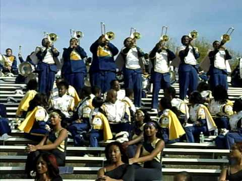 Fort Valley State University - Trombones (Keep Your Head to the Sky)