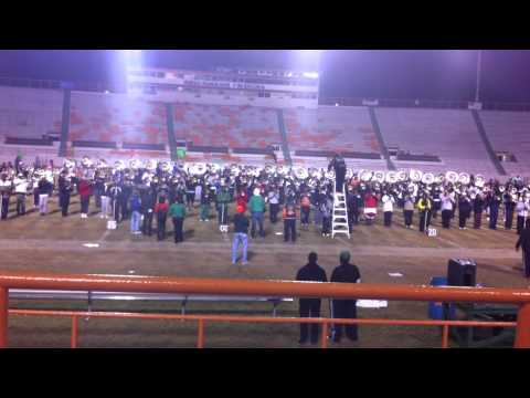 FAMU Marching 100 Practice HD