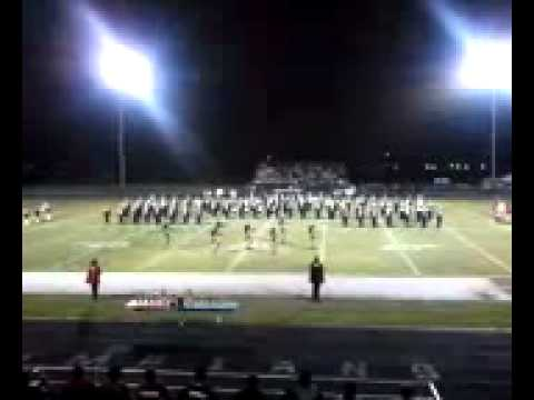 Proviso West Marching Panthers