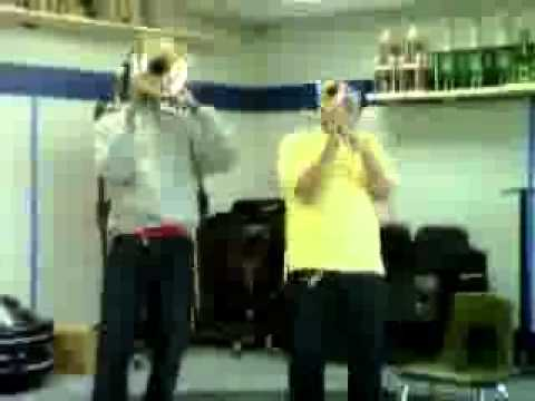 "NCAT Mello and NSU Trumpet ""Can You Feel It"""