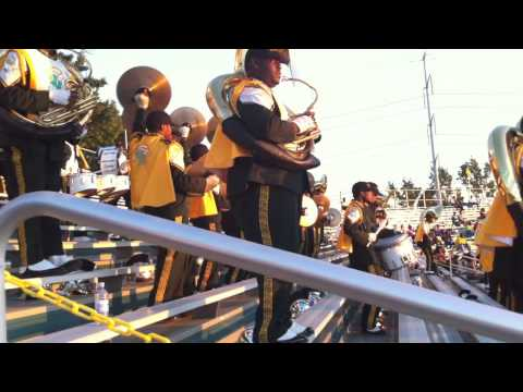 "Norfolk state marching band 2010 ""Hay"""