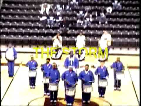 "Townview's Percussion Section ""The Storm"" 2007"
