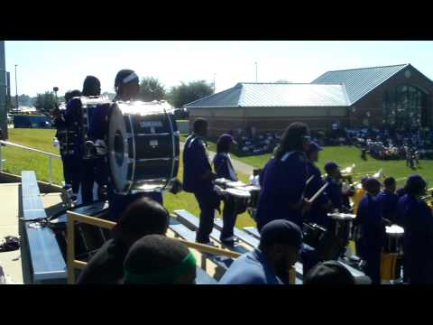 Miles College swang 2010