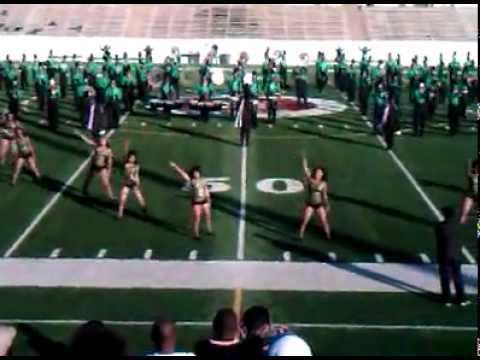 Hightower Marching Band - 2010