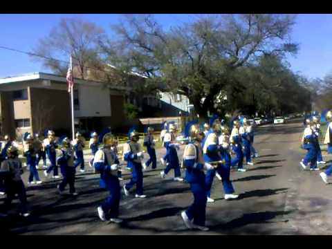 Sophie Wright School Marching Band