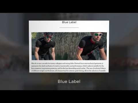 Customizable Bike Jerseys - Nalini Custom