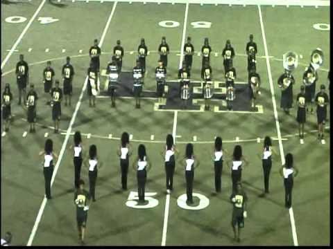 Langston Hughes - Halftime 2010 (Columbia Game)