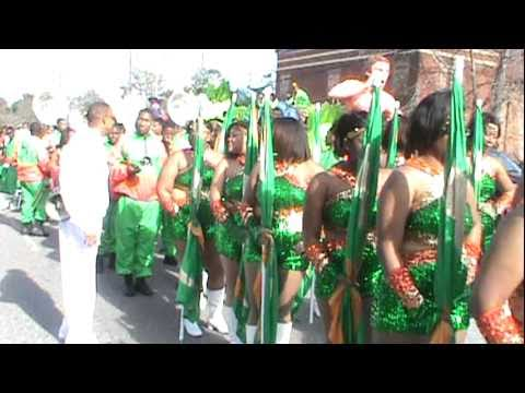 """LHS Mighty Marching Rattlers 2011 Mardi Gras - """"Say That Again"""""""