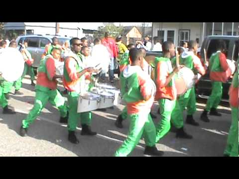 "LHS Mighty Marching Rattlers 2011 Mardi Gras - ""Roll With It, Rock With It"""