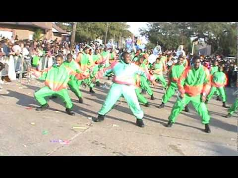 "LHS Mighty Marching Rattlers 2011 Mardi Gras - ""I Can't Do That"""