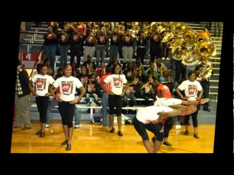 Pine Bluff High vs Whitehaven vs Dollarway PROMO 2011