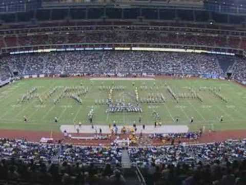 PV Marching Storm - Labor Day Classic  03 Halftime part 1