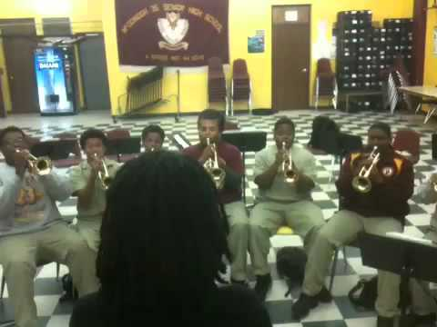 MCD 35 Trumpet Section (O.T.P) Combined Videos
