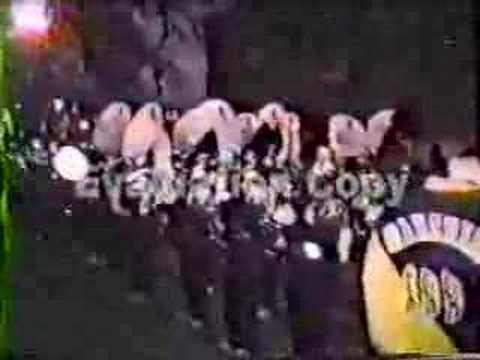 1996-1997 St.Augustine parade footage
