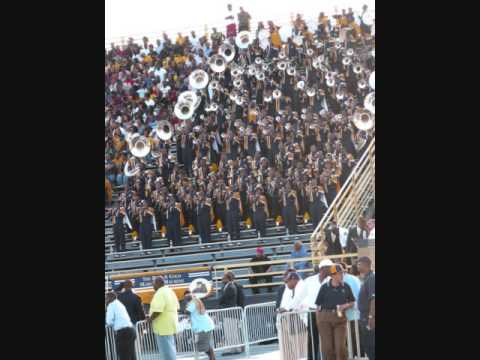 Interview with NCAT/NSU Band Staff