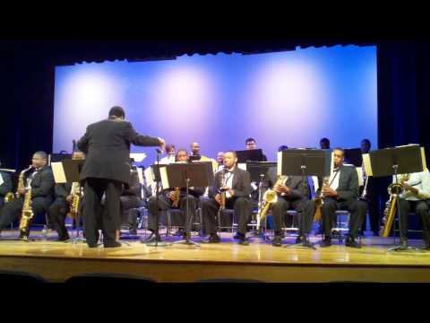 Albany State University Jazz Ensemble - Ash Wednesday