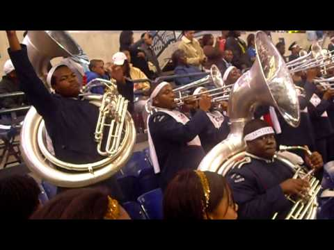 Tennessee state marching band circle city 2010