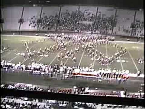 Alcorn - Halftime - Halftime 1995 (Alabama State Game)