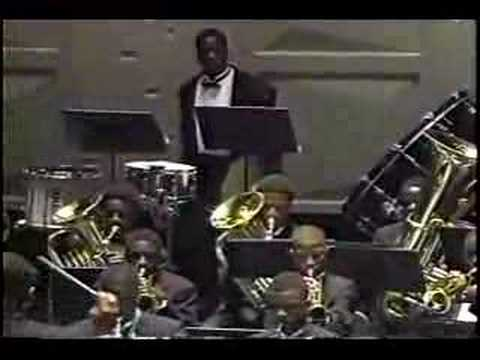 Miami Central Symphonic Band '97