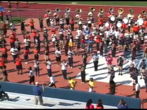 "VSU Explosion Day 2011 ""Closer by Ne-Yo"""