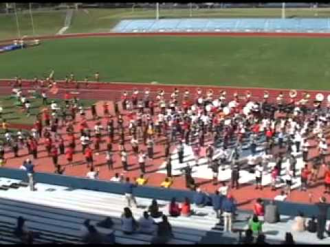 "VSU Explosion Day 2011  ""Fall In Love"""