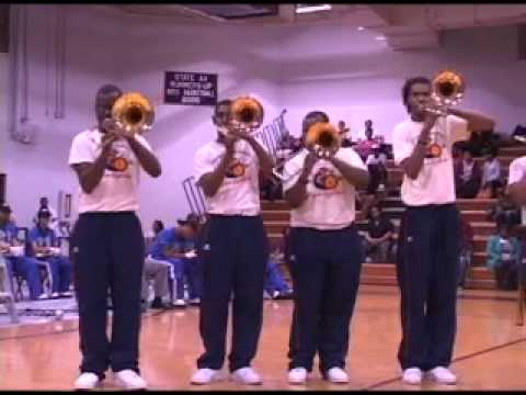 "Brass Thunda of VSU ""Get Lifted"" Fanfare (reprise) 2011"