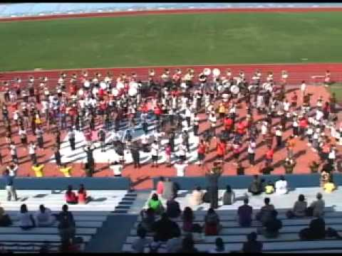 "VSU Explosion Day 2011 ""Love All Over Me"""