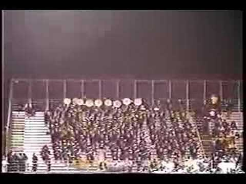 Miami Central Marching Rockets '97 -98