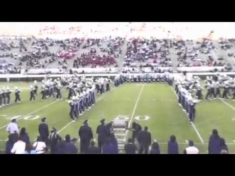 "JSU 2010 Homecoming Halftime Show ""Sonic Boom of the South"""