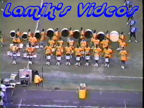 SW Dekalb vs. Stephenson 2000 Jamboree (Percussion set)