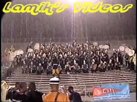 SU Drum Major directs in the STANDS! (2005)