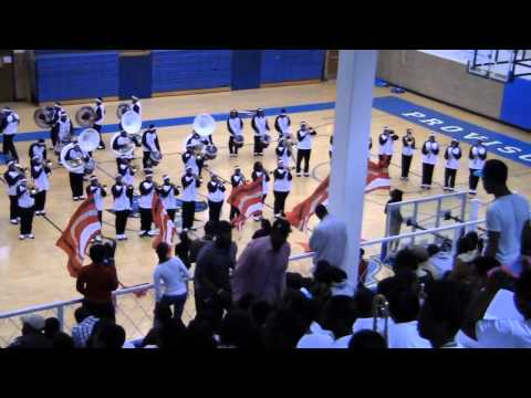 Trotwood High School Band 2011