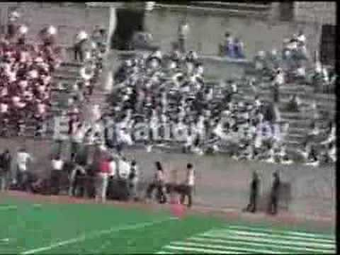 Clark-Atlanta University 2001 Hey/Hay vs. Albany St.