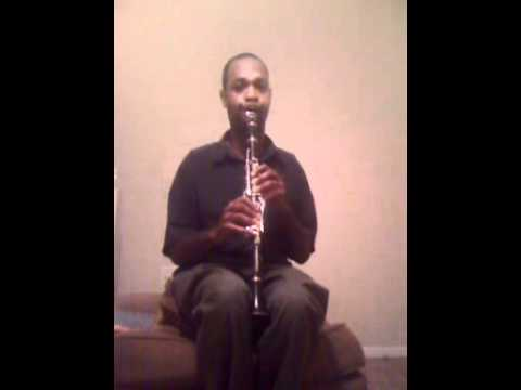 EXTREMELY FAST/SMOOTH Clarinet Chromatic Scale (full range)-PJ_StanleyDruckerJr