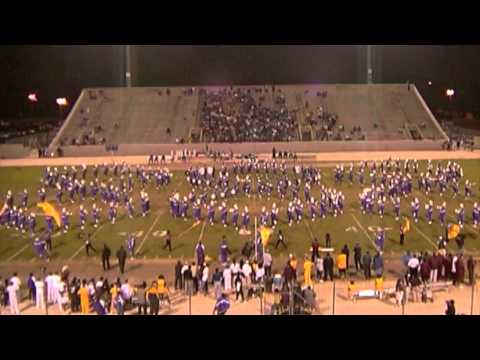 Morris Brown Marching Wolverines- 2001 (HD)