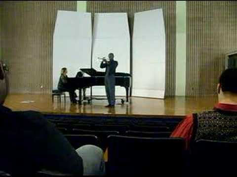 Fantaisie Brillante - JSU Recital - Avery Sanders