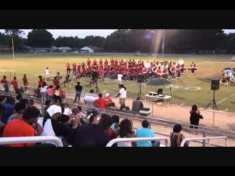 Arkansas Astate Mass Band-Heart is a house for love 2011