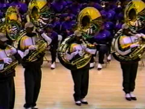 Norfolk State-Bodacious Basses (Emporer's Theme) Star Wars