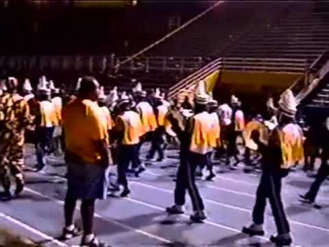 LLI Marching Out SU Game 2003