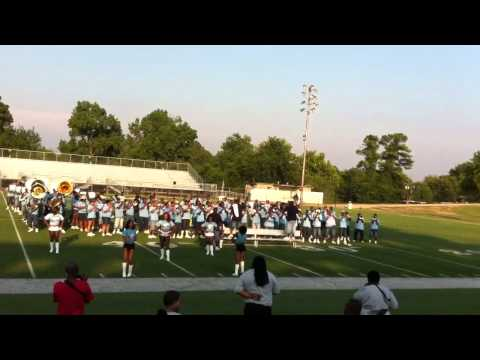 Mississippi All Alumni Band vs Memphis All Star Alumni Band
