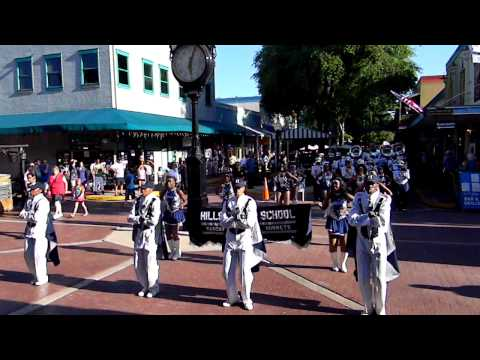04/30/2011 Hillside High School Marching Band from Durham, NC at Old Town PT 1