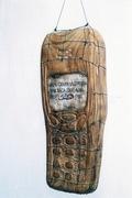 SMS (tampak Samping), 2006 - L.15cm x T.40cm x Tb.10cm