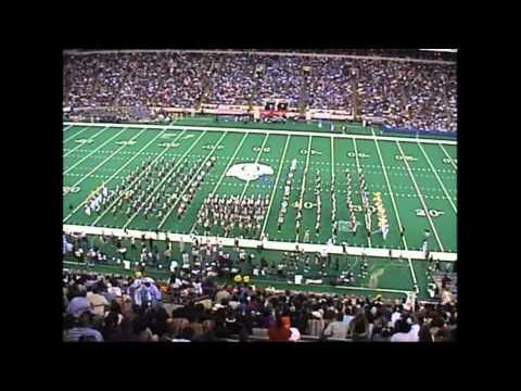 AAMU - 2002 Circle City Classic Halftime & Post Game Show
