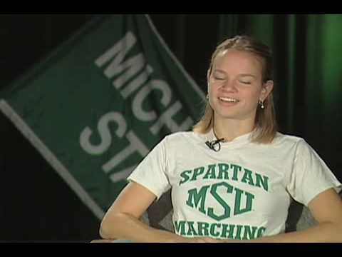 """""""High-Step: A Story of the Michigan State Marching Band"""""""