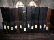 A Cacophany of Coffin Cases.