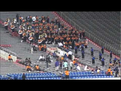 UAPB VS LANGSTON FINAL ROUND 2011