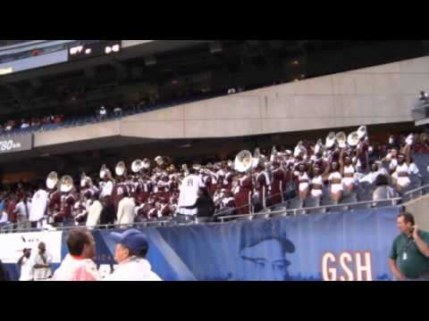Preview: Hampton vs AAMU Marching Band 2011