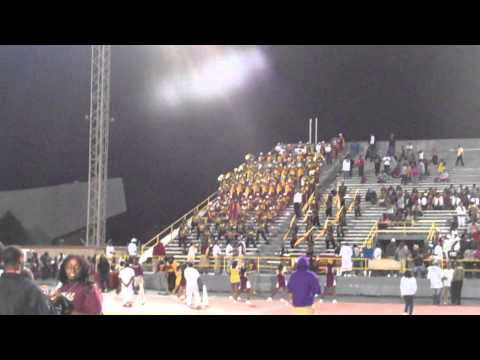 central state univ. marching band